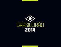 Brazilian Soccer | Visual Concept