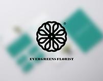 Evergreens Florist - Brand Identity
