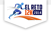 Reto 12K 2014 website
