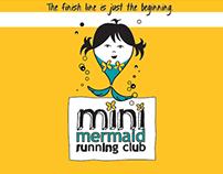 Curriculum Covers | Mini Mermaid Running Club