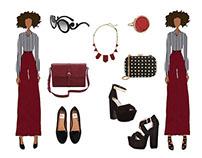 Fashion Friday Blog Post for SWC (Internship)