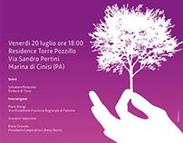 """Libera Terra - poster """"Coltivare valori"""""""
