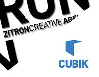 Graphic Design | CUBIK - Oslo
