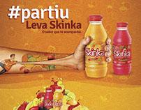 SKINKA - Campanha