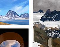 Studies - Digital Painting