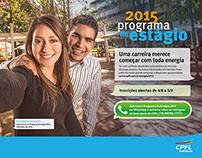 Campanha Programa de Estágio CPFL 2014