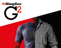 KingGee G2 Compression Workwear