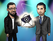 Newmediafly Video Email Illustration (2012)