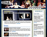 Older Website Projects | UMA Productions