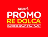 Promo Re Dolca / Nescafé