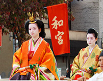 Jidai Matsuri Kyoto