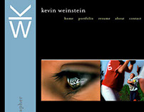Older Website Projects | Kevin Weinstein