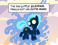 Meanwhiles: Little Sleipnir