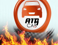 Air Cab Logo Concepts