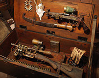 Steampunk - Ghost Hunting Equipment