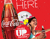 Coca-Cola Shake up Your Senses - Global Toolkit