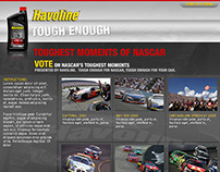 Havoline - Tough Enough