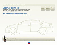 Chevron Used Car Buying Guide