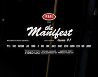 Real Skateboards - The Manifest