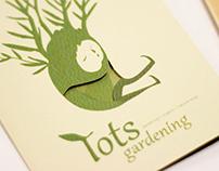 """Tots gardening"" Brand Design"