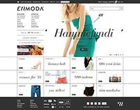 Enmoda Website