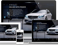 Mercedes-Benz - Sound with Power Interactive