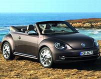 Volkswagen Beetle Cabriolet: More Outside on the Inside