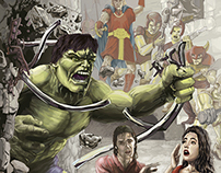 The Incredible Hulk v1 #5, January 1963