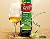 L'oliveraie de Castel