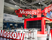 Moscow City |  Expo Real, Munich, 2013