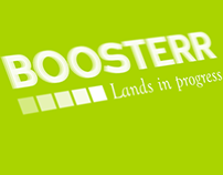 Boosterr // Lands in progress