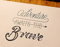 Hand Lettering - vol.6