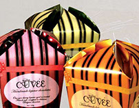 Packaging - Cuvee chocolate boxes