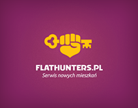 Flathunters.pl Website
