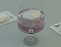 Humira Glass Object