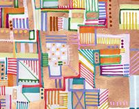 Handmade Patterns: Colorful Drawings