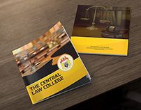 Central Law College Brochure