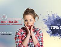 Mega Liquidação - Dezak