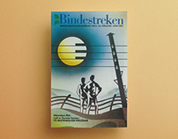 Bindestreken (Illustration + Layout Design)