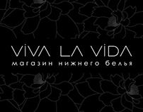 VIVA-LA-VIDA  / web&printing materials