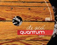 Quantum Tango Cover Design