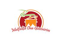 Mutfakta Ona Güvenirim Logo Works