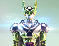 Dragon Ball Z Character - Cell