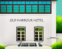 :OLD HARBOR: ILLUSTRATION