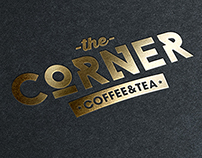 THE CORNER | COFFEE & TEA SHOP - BRANDING