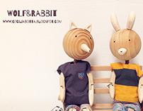 wolf&rabbit