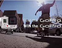 GoPro Radio Promo: Find the GoPro. Win the GoPro.