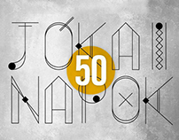Jókai Napok festival rebranding
