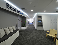 Booking.com New Office - Chile