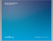 Samba Financial Group 2013 Annual Report